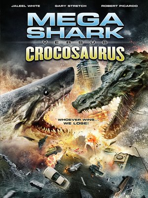 cover image of Mega Shark Vs Crocosaurus