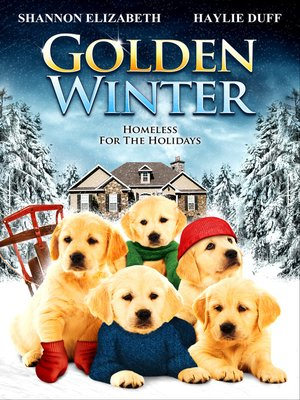 cover image of Golden Winter