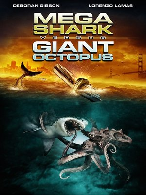cover image of Mega Shark Vs Giant Octopus
