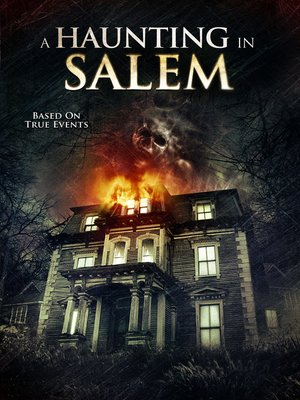 cover image of A Haunting In Salem