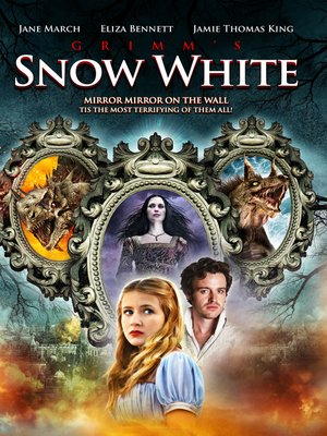 cover image of Grimm's Snow White