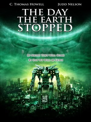 cover image of The Day The Earth Stopped