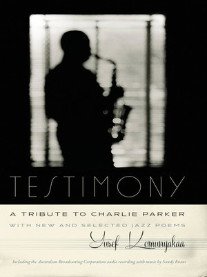 cover image of Testimony, A Tribute to Charlie Parker