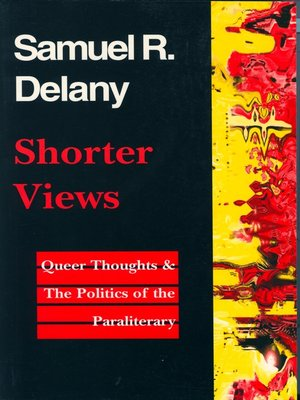 cover image of Shorter Views