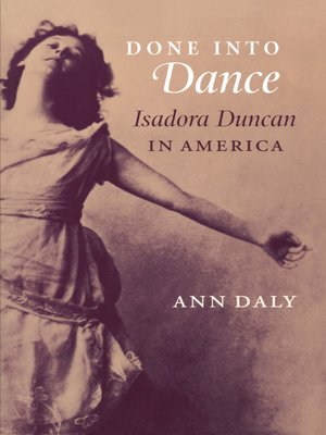cover image of Done into Dance