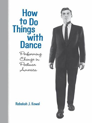 cover image of How To Do Things with Dance