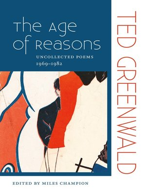 cover image of The Age of Reasons
