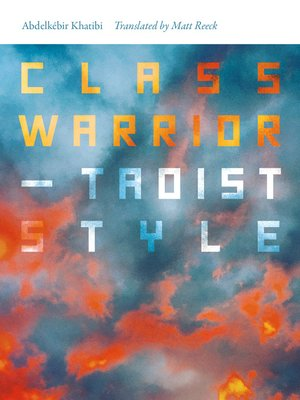 cover image of Class Warrior—Taoist Style