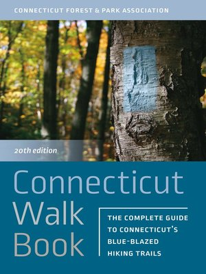 cover image of Connecticut Walk Book