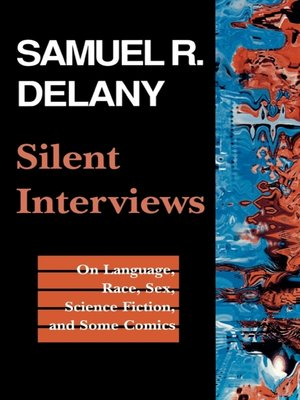 cover image of Silent Interviews
