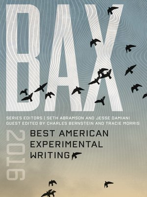 cover image of BAX 2016