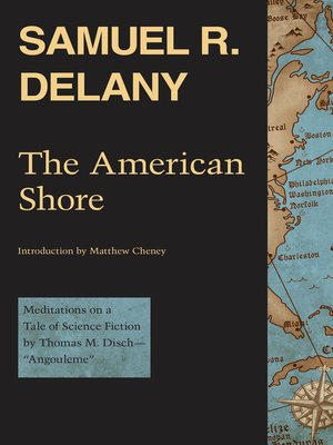 cover image of The American Shore