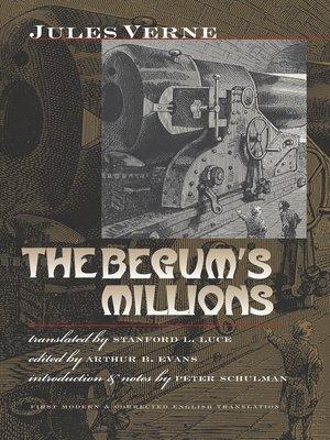 Arthur b evans overdrive rakuten overdrive ebooks audiobooks cover image of the begums millions fandeluxe Images