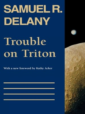 cover image of Trouble on Triton
