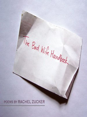 cover image of The Bad Wife Handbook