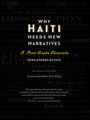 cover image of Why Haiti Needs New Narratives