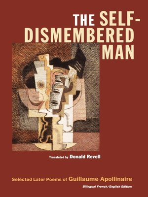 cover image of The Self-Dismembered Man