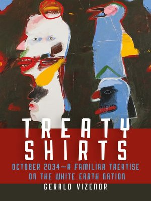 cover image of Treaty Shirts