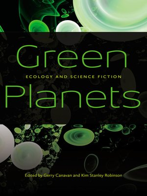 cover image of Green Planets