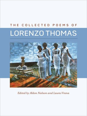 cover image of The Collected Poems of Lorenzo Thomas