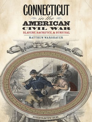 cover image of Connecticut in the American Civil War