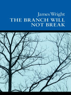 cover image of The Branch Will Not Break