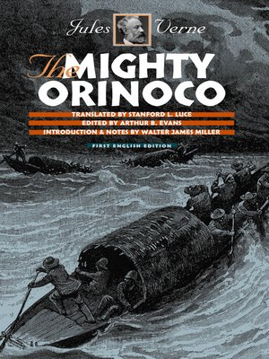 cover image of The Mighty Orinoco