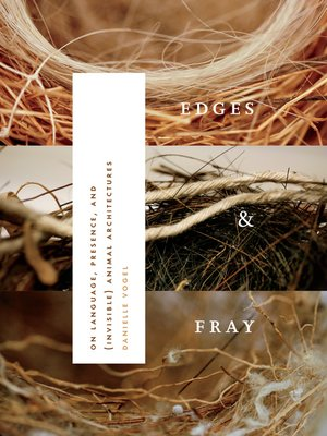cover image of Edges & Fray