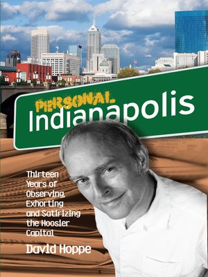 cover image of Personal Indianapolis