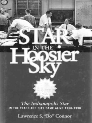 cover image of Star in the Hoosier Sky