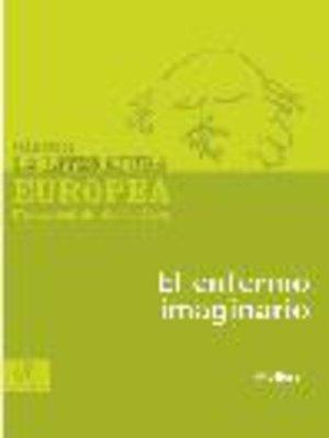 cover image of El enfermo imaginario
