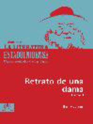 cover image of Retrato de una dama, Tomo 1