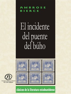 cover image of El incidente del puente del búho