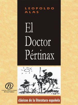 cover image of El Doctor Pértinax