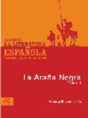 cover image of La araña negra, Tomo 2