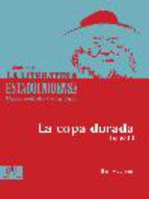 cover image of La copa dorada, Tomo 3