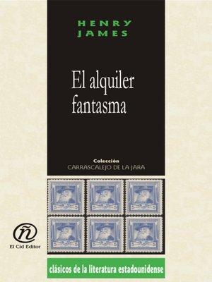 cover image of El alquiler del fantasma