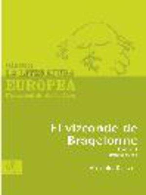 cover image of El vizconde de Bragelonne, Tomo 1, Parte 3
