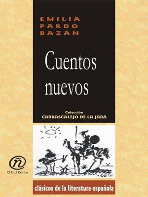 cover image of Cuentos Nuevos