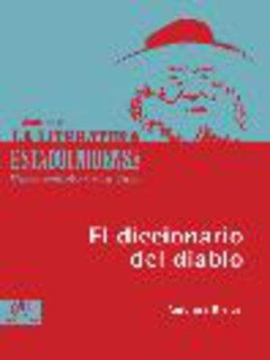 cover image of El diccionario del diablo