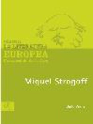 cover image of Miguel Strogoff