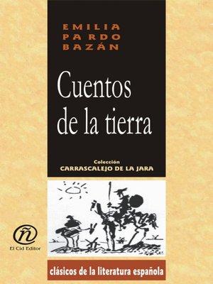 cover image of Cuentos de la Tierra