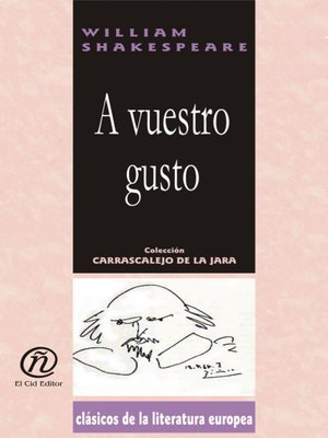 cover image of A Vuestro Gusto