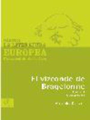 cover image of El vizconde de Bragelonne, Tomo 1, Parte 4