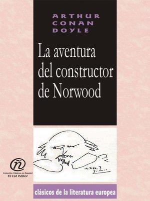 cover image of La aventura del constructor de Norwood