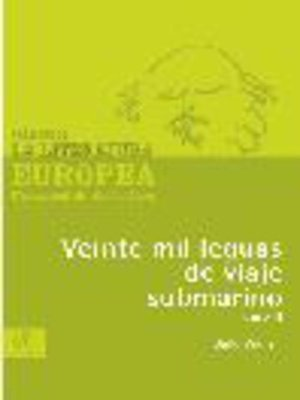 cover image of Veinte mil leguas de viaje submarino, Tomo 2