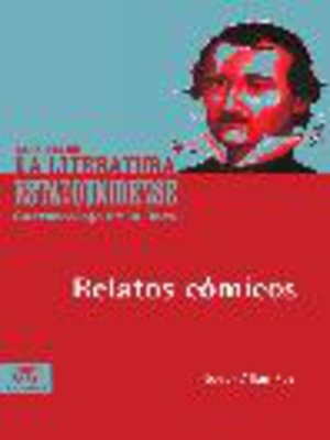 cover image of Relatos cómicos