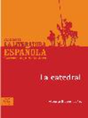 cover image of La catedral