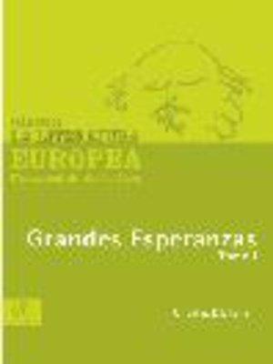 cover image of Grandes Esperanzas, Tomo 1