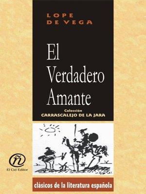 cover image of El verdadero amante